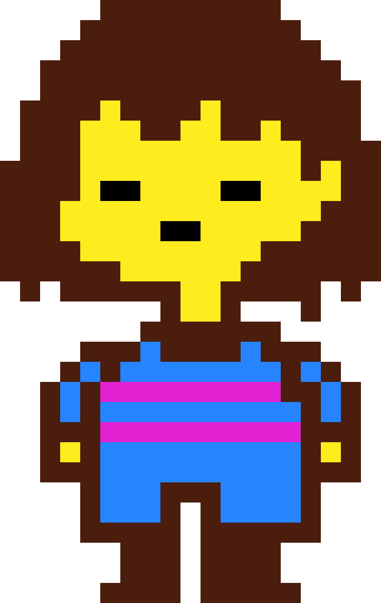 Download Undertale Sprite Frisk Frisk A Boy Or A Girl Png Image With No Background Pngkey Com Their name is revealed only during the ending of the pacifist route. undertale sprite frisk frisk