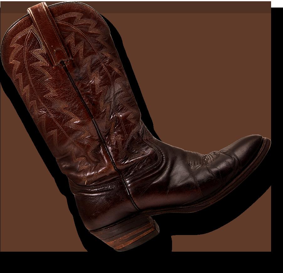 Horshoe Rtr - Cowboy Boot Png Transparent (903x870), Png Download