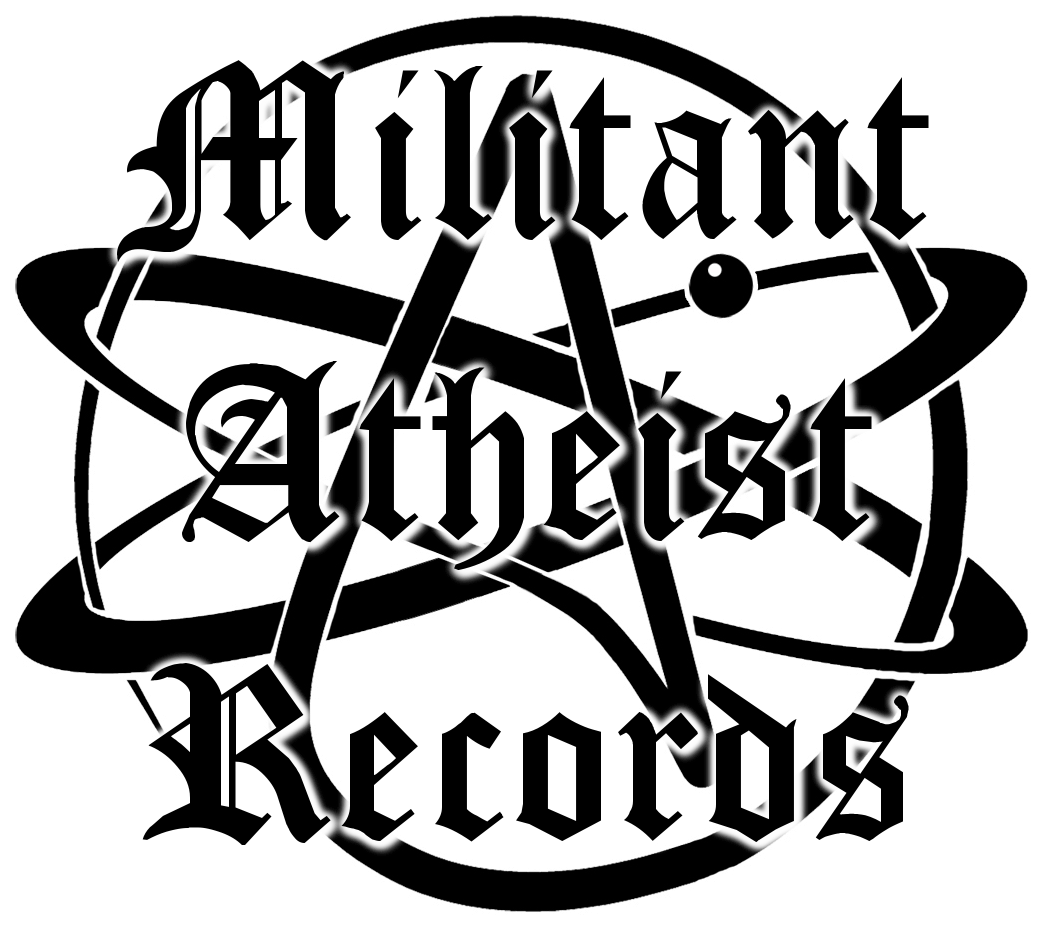 download militant atheist records is an underground e label distro png image with no background pngkey com an underground e label distro png
