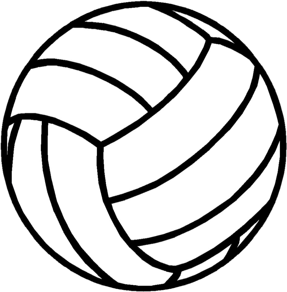Download Image Result For Volleyball With Transparent Background Volleyball Transparent Png Image With No Background Pngkey Com