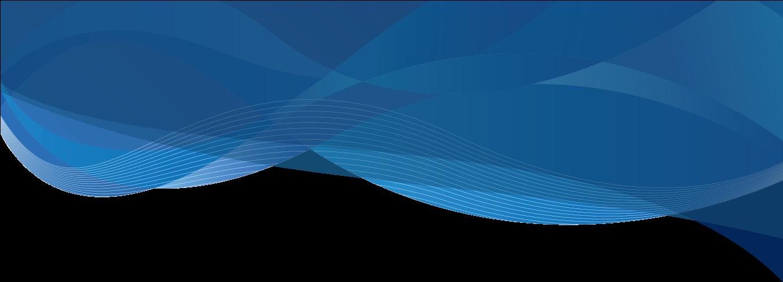 Download Blue Header Png 6 » Png Image Blue Background Vector PNG