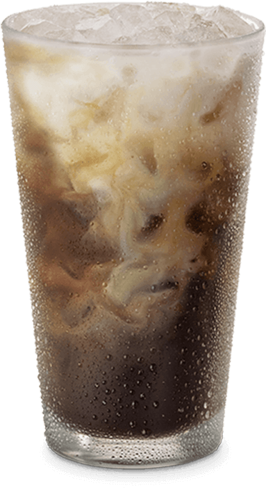 Iced Coffee - Cold Brew Iced Coffee Png (620x620), Png Download
