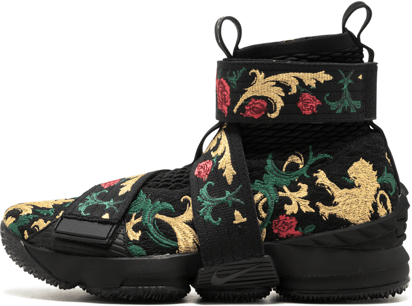 best service 67d63 51979 Download Classic Nike Lebron 15 Lif Kith-kings Crown - Nike ...