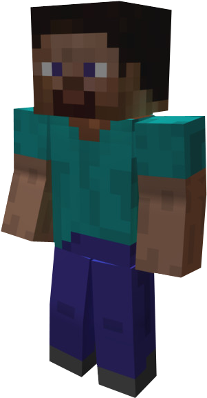 Download Minecraft Steve Minecraft Steve Png Transparent Png
