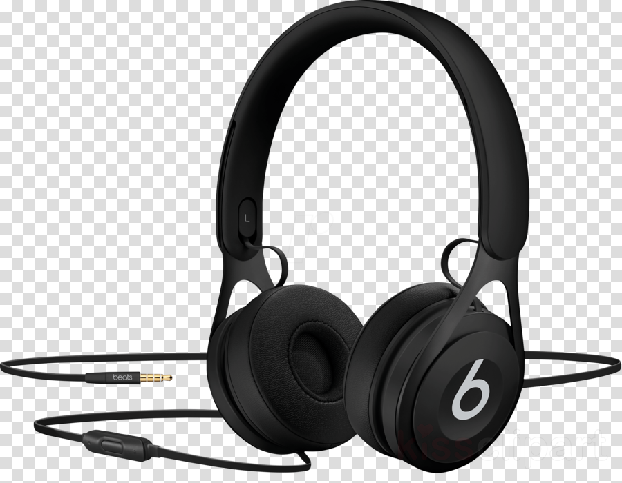 Download Beats By Dr Dre Ep On Ear Headphones Clipart Microphone Png Image With No Background Pngkey Com