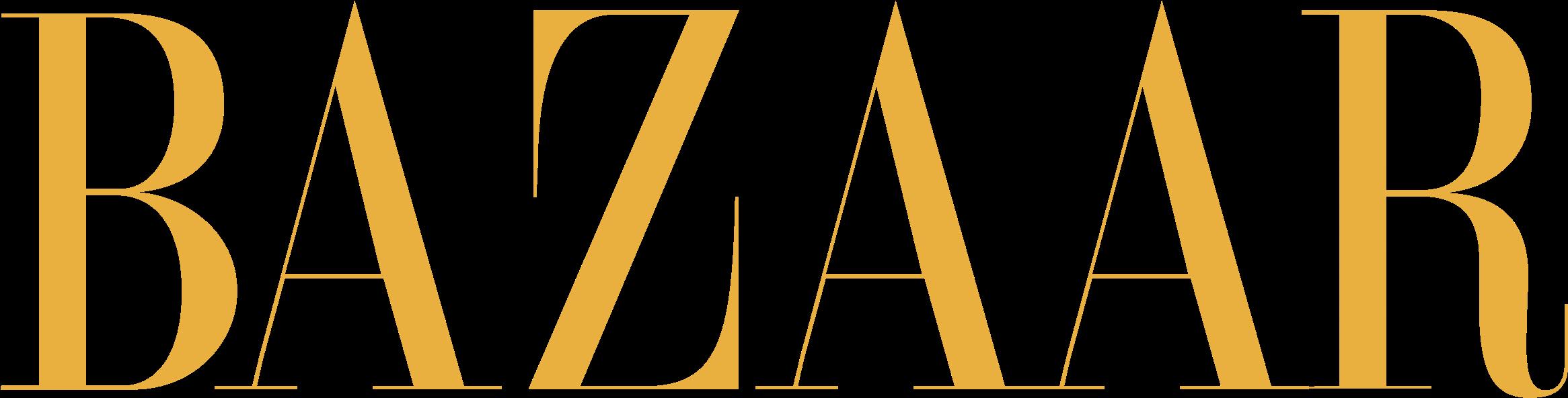 Download Bazaar Harper's Logo Png Transparent PNG Image with No