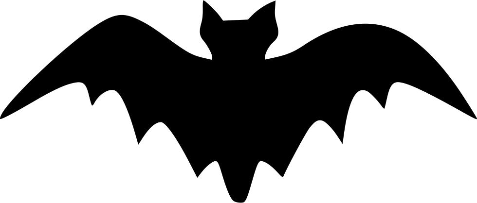 Bats Dreadful Evil Bats Fearful Halloween Bats Horrible - Trading Phrases Scary Bat | Halloween Decals (980x418), Png Download