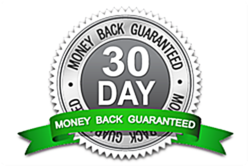30 Day Guarantee Background Png - 100% Satisfaction (525x359), Png Download