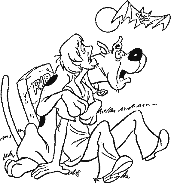 Download Scooby Doo Coloring Book Pages Free Scooby Doo And Batman Coloring Pages Png Image With No Background Pngkey Com