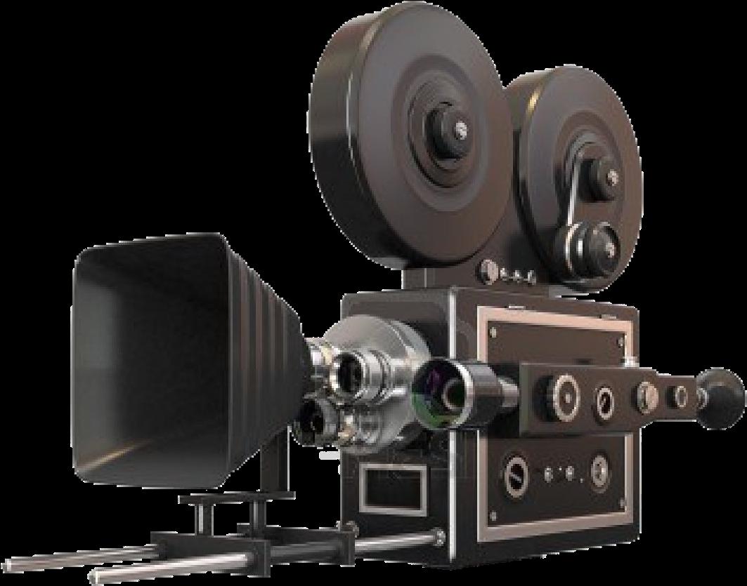 Download Vintage Camera Png For Kids - Video Camera Movie PNG Image