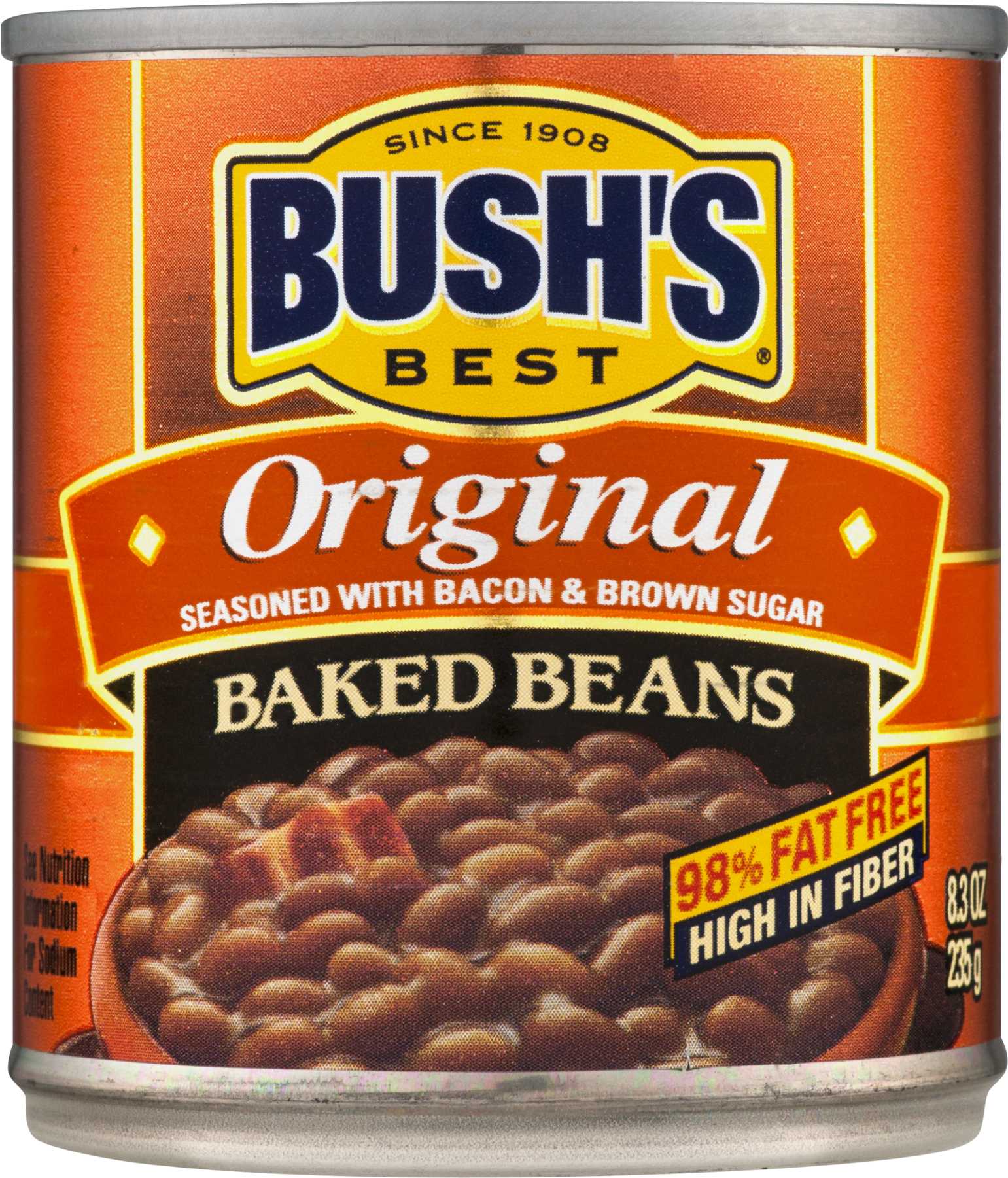 Download Bush S Best Original Baked Beans Original Bush S Baked Beans Png Image With No Background Pngkey Com