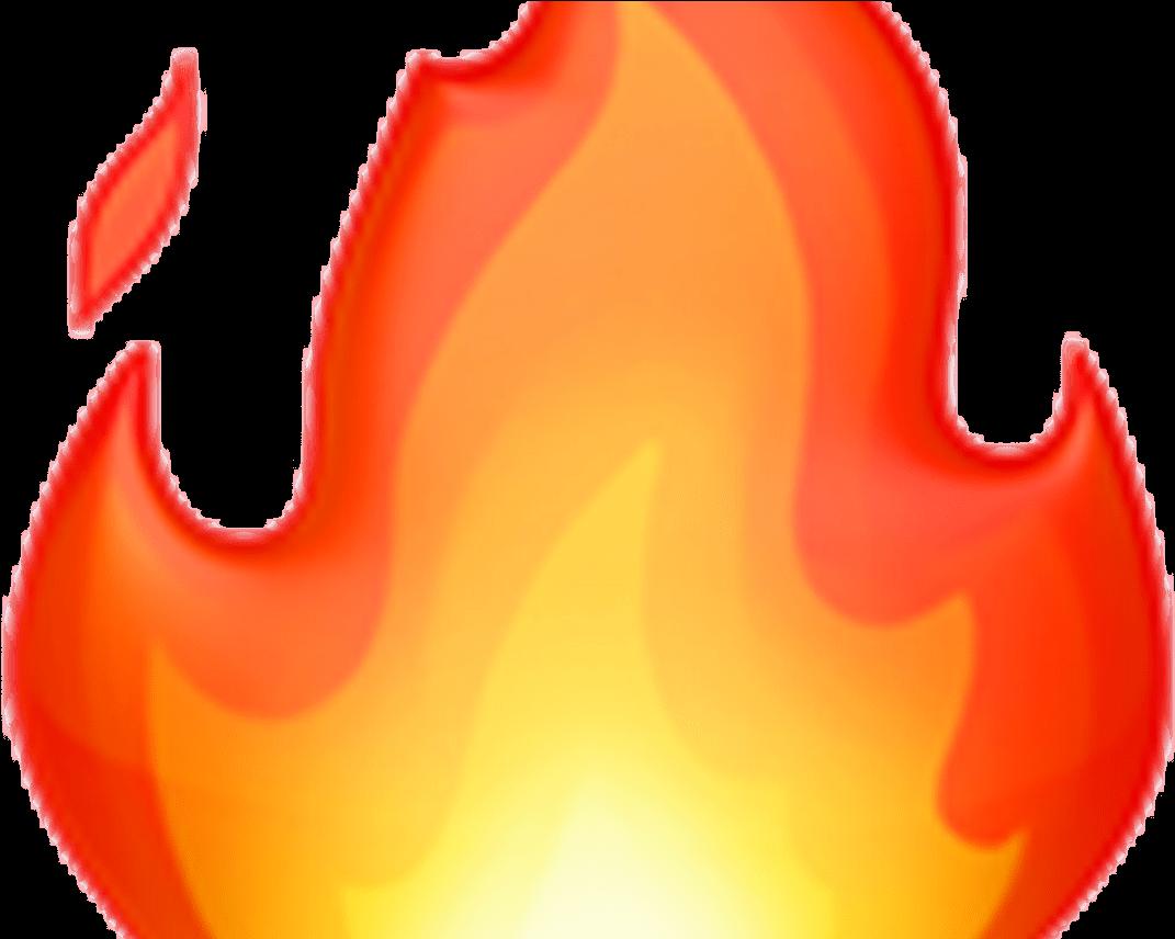 Download Flames Clipart Tumblr Transparent Cute Borders Vectors Fire Emoji Png Image With No Background Pngkey Com