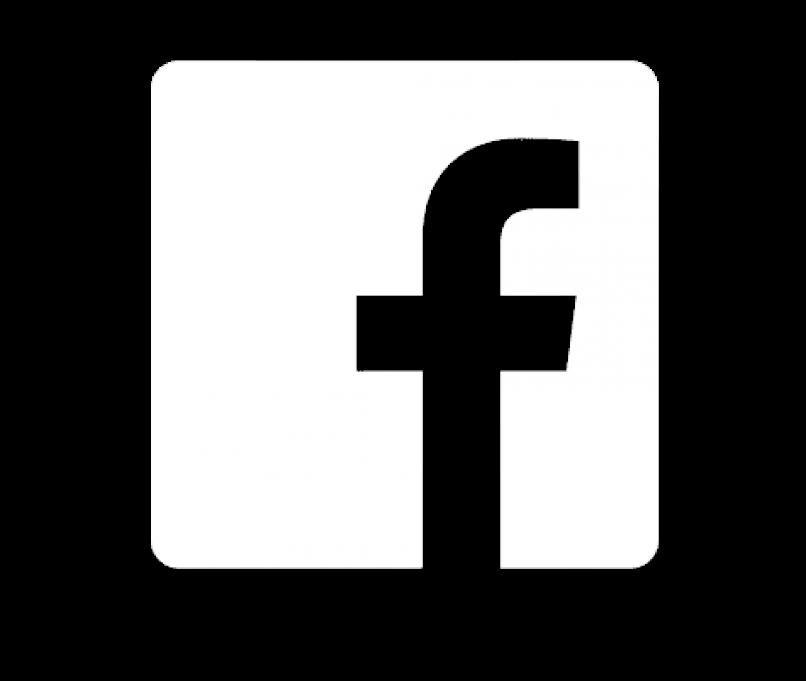 Blackand White Circle Logo: Free Png Download Facebook Logo White Png Images