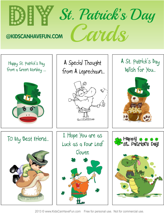 photograph regarding Free Printable Clipart for St Patrick's Day named Down load Monkey Clipart St Patricks Working day - Printable St