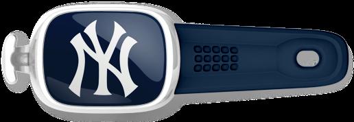 New York Yankees Stwrap - Wincraft New York Yankees Logo Flag (550x390), Png Download