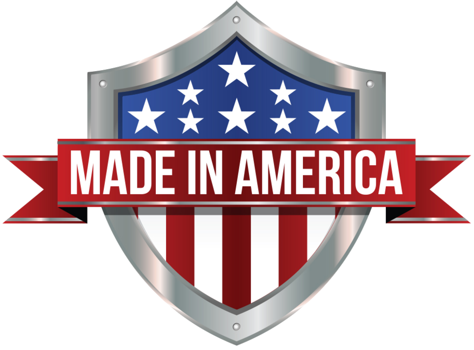 Made In America - Made In The Usa Icons (1000x762), Png Download