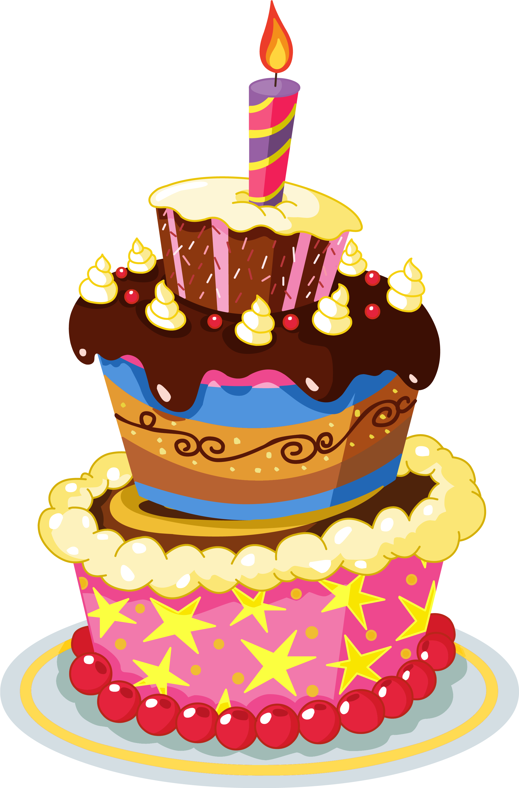 Birthday Cake No Background Png - 12,549 transparent png ...