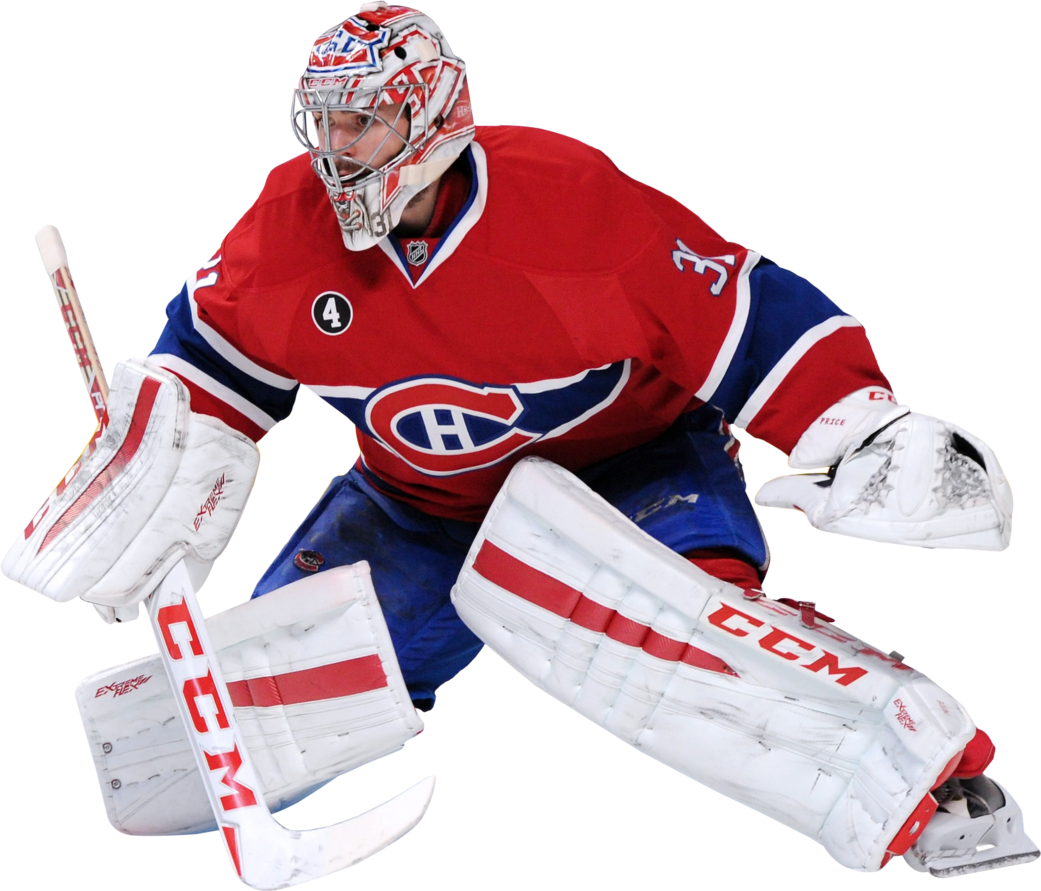 Download Montreal Canadiens Png Carey Price No Background Png Image With No Background Pngkey Com