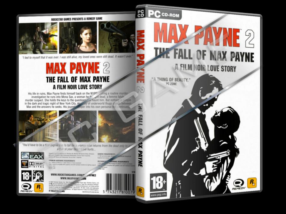 max payne face png
