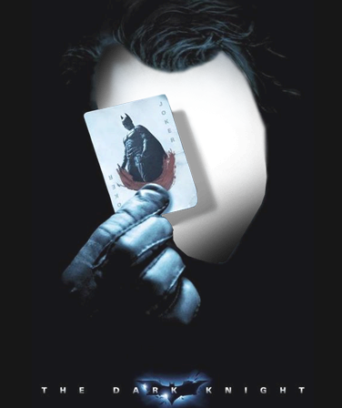 Download Joker Batman The Dark Knight Joker Card Poster 68 X 98 Png Image With No Background Pngkey Com