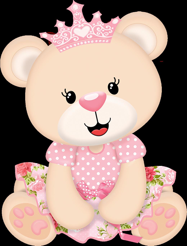 Clique Para Baixar - Imagens Da Ursinha Princesa Em Png (1400x1400), Png Download