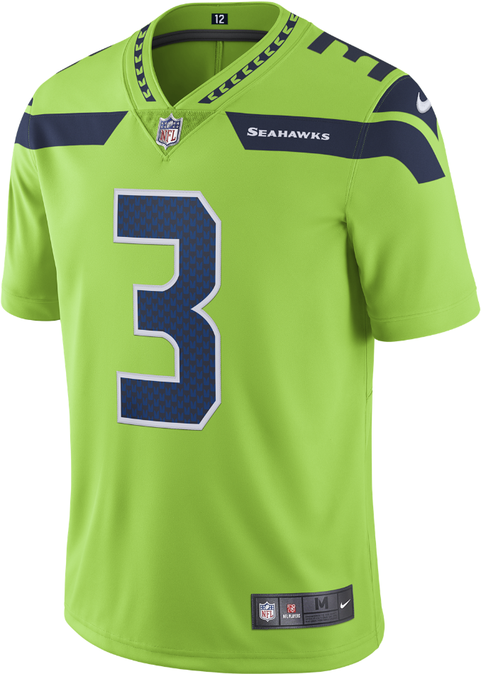 pretty nice e4d45 5a276 Download Nike Nfl Seattle Seahawks Color Rush Limited Men's ...