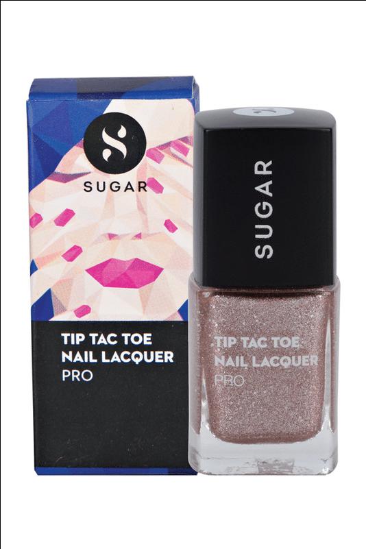 Sugar Tip Tac Toe Nail Lacquer - Sugar Nail Polish (800x800), Png Download
