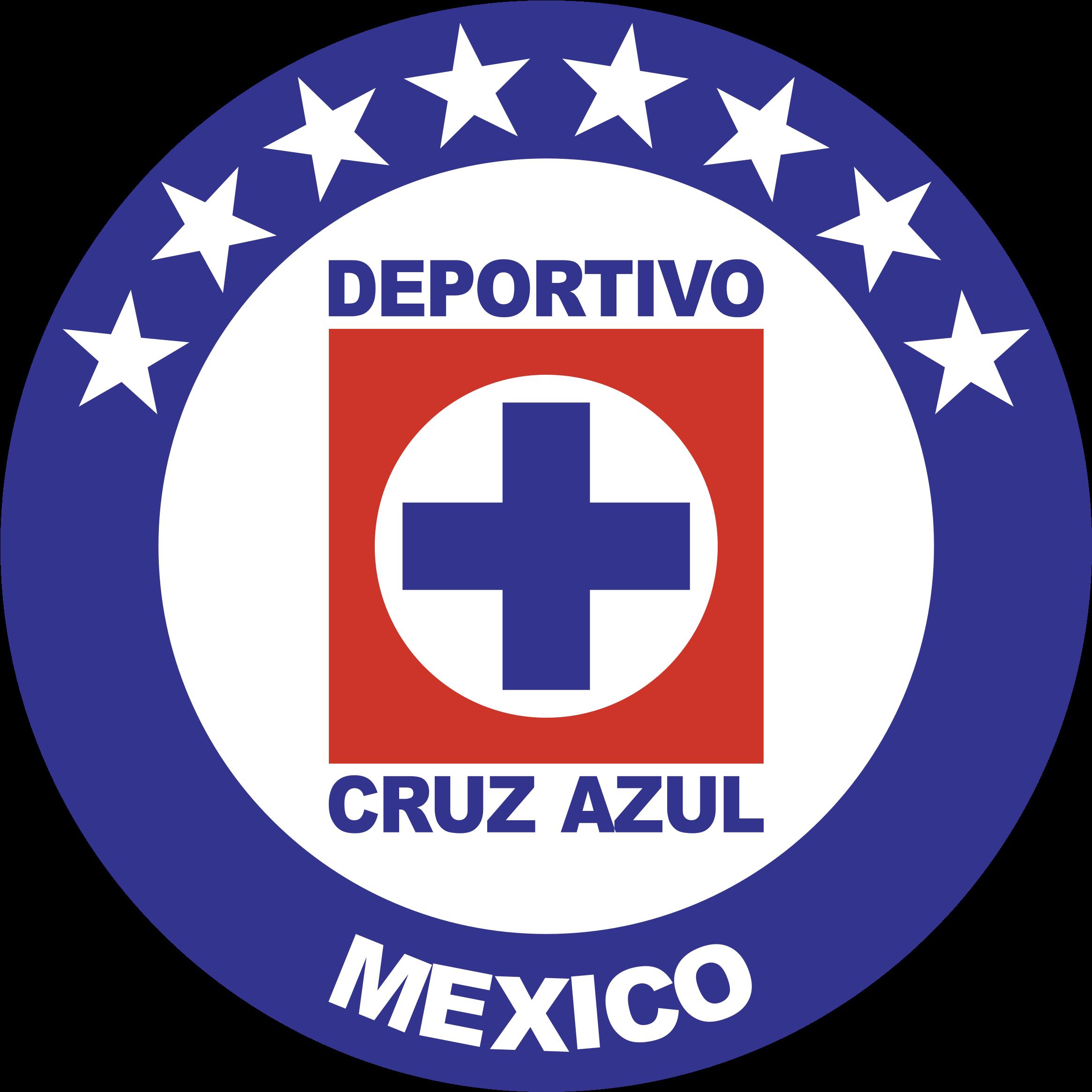 Cruz Azul 7935 Logo Png Transparent - Soccer Cruz Azul Logo (2400x2400), Png Download