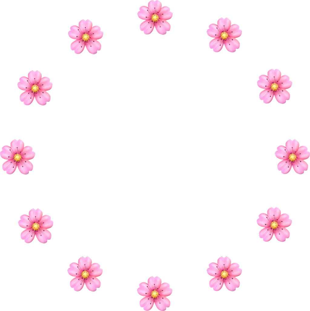 Vector Png Cherryblossoms Cherry Pink Flower Flowers - Pink Flower Flowers Transparent Png (1024x1026), Png Download