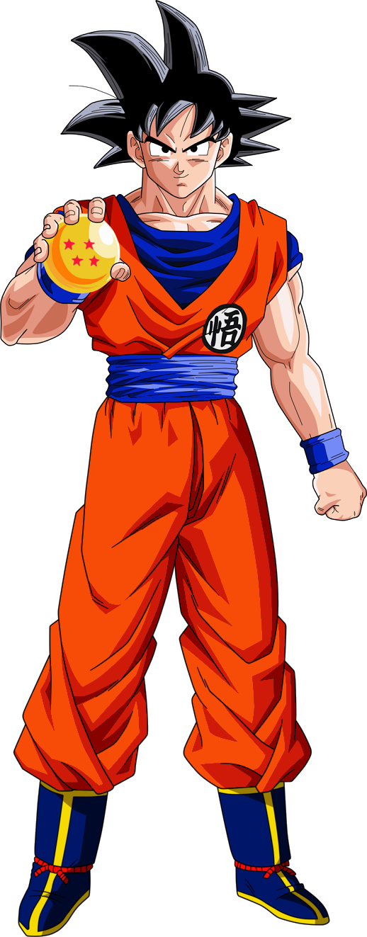 Dragón Ball Super - Dragon Ball Z Proportions - Free ...