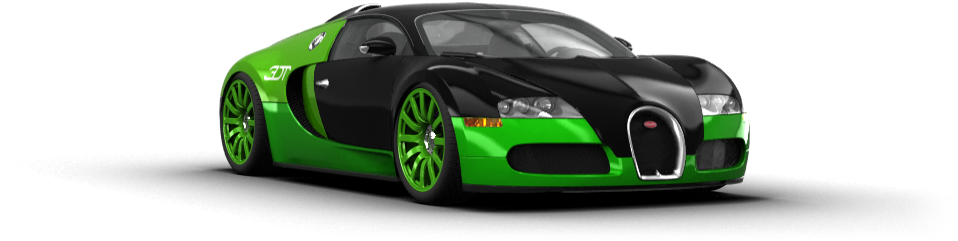 Download Bugatti Veyron Neon Green Car Png Image With No Background Pngkey Com