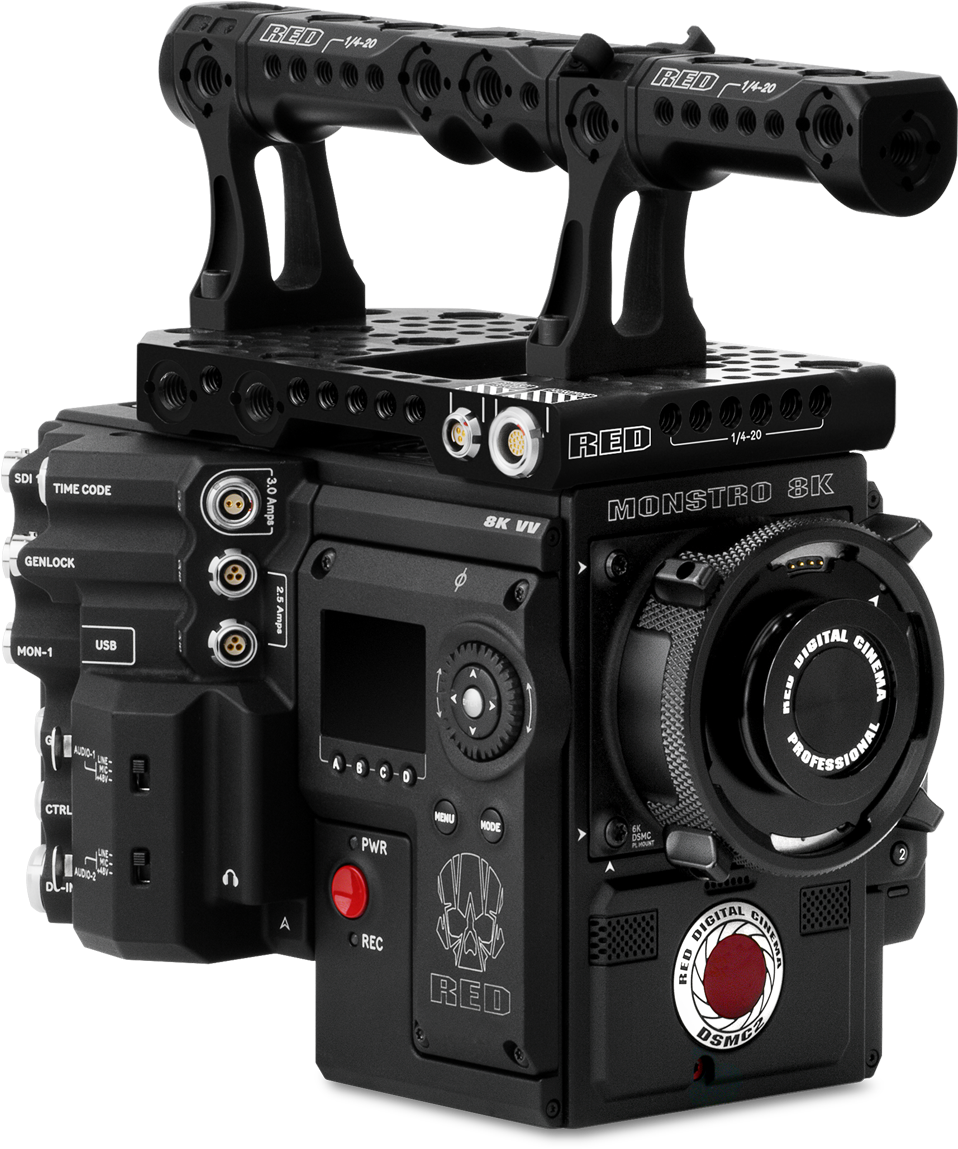 At $6,500, The Dsmc2 Production Kit Combines Dsmc2 - Dragon X 5k S35 (1200x1200), Png Download