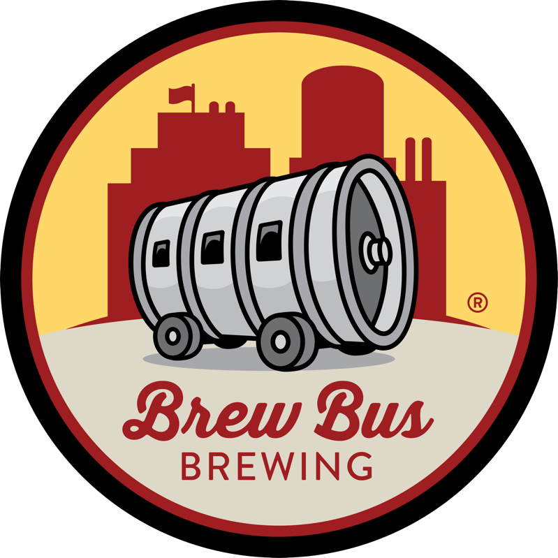 Brew Bus Brewing Logo - Brew Bus Brewing (799x799), Png Download