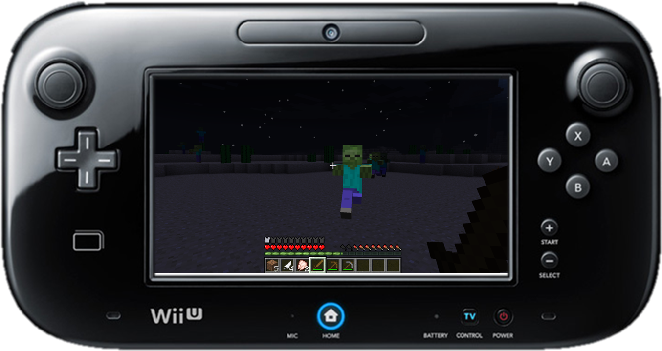 Download Minecraft Wii U Edition Gameplay Pikmin 3 Wiiu Selects