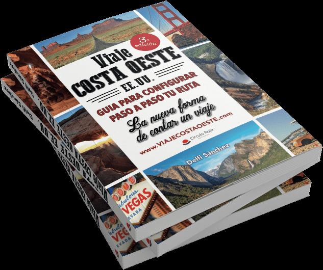 Libro Viaje Costa Oeste Eeuu Tercera Edición - Viaje Costa Oeste Libro (800x655), Png Download