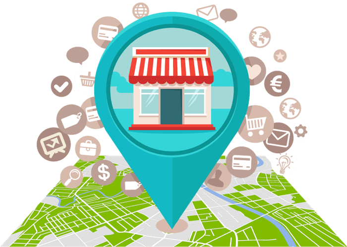 Local Search Engine Optimization - Seo Local (700x498), Png Download