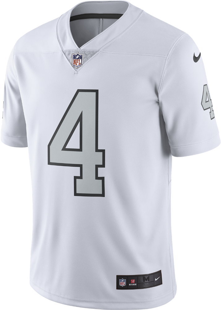 Download Nike Nfl Oakland Raiders Color Rush Limited Men S Football Khalil Mack Vapor Untouchable Limited Jersey Png Image With No Background Pngkey Com