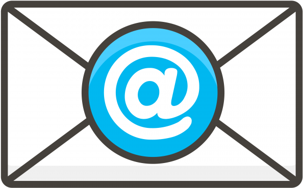 Download Email Emoji - Png Envelope Icon Vector PNG Image with No ...