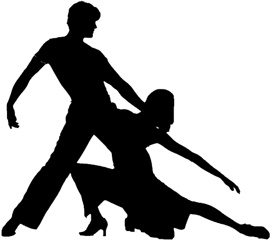 Download Salsa Dance Silhouette Png Image Freeuse Download Western Dance With Name Png Image With No Background Pngkey Com