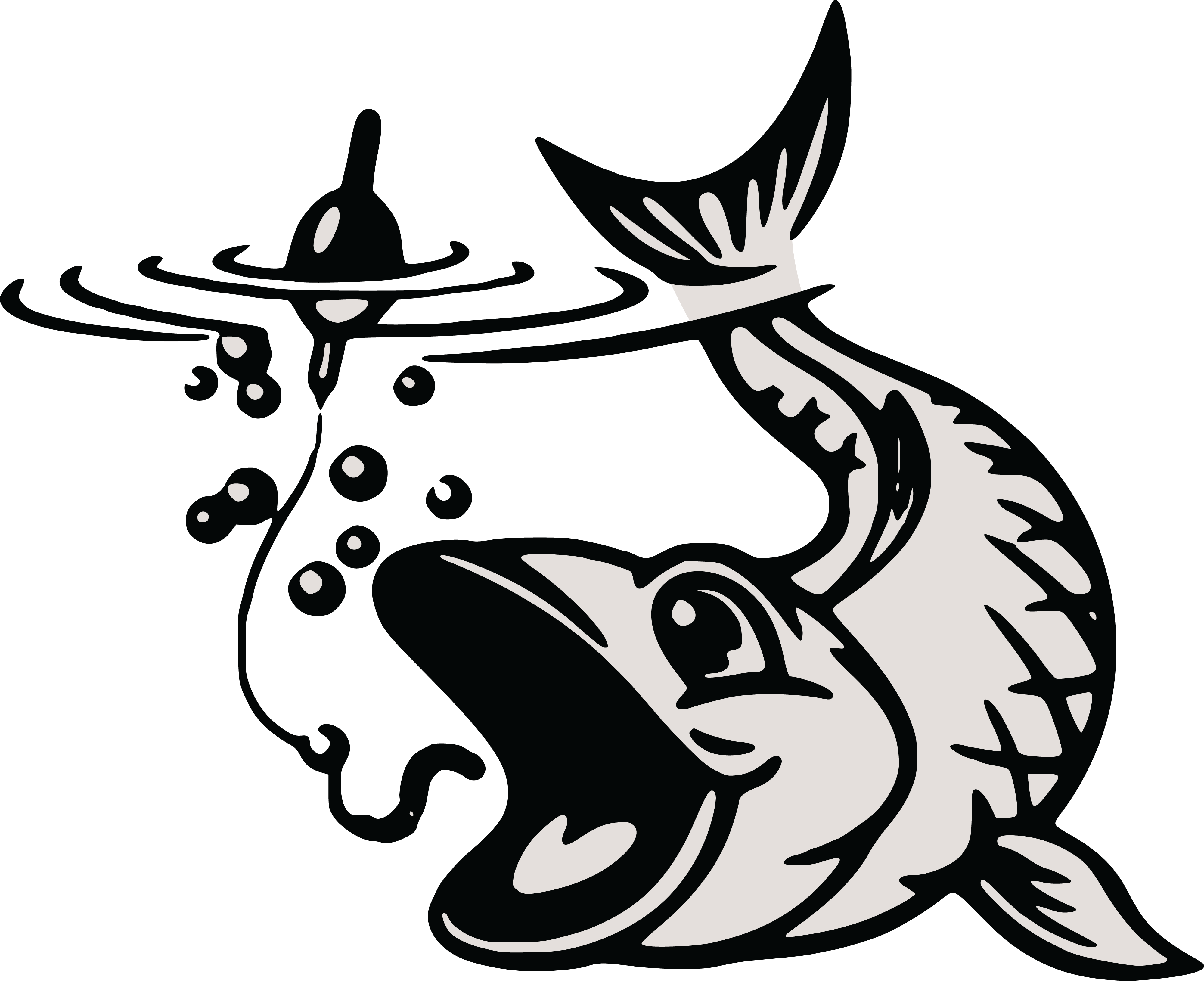 Download Download Svg Free Library Fish Bait Recreational Clip Art Clip Art Fish On Hook Png Image With No Background Pngkey Com