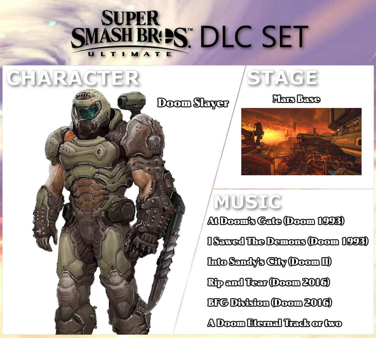 Download He D Also Have Alternate Costumes For Doom 2016 And