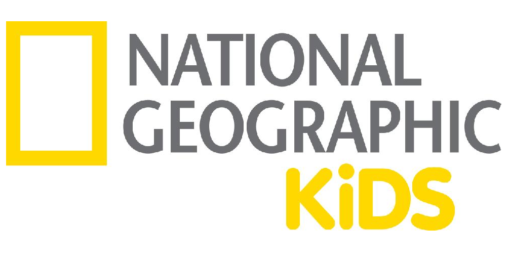National Geographic Kids Magazine - National Geographic Kids Logo (1000x1000), Png Download