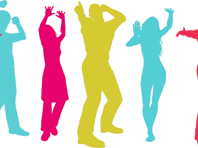 Download Dancer Clipart Party Dance Party Clipart Png Png Image With No Background Pngkey Com