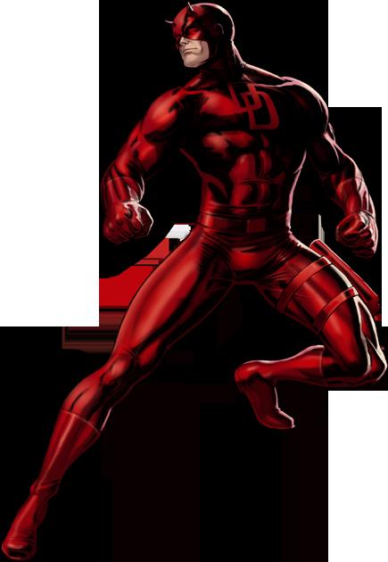 Daredevil Clipart Marvel Superheroes - Marvel Super Heroes White Background (360x502), Png Download