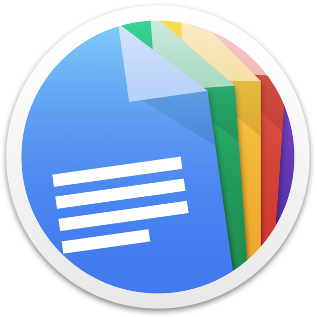 Skua For Google Docs 4 - Google Docs Icon Png (630x630), Png Download