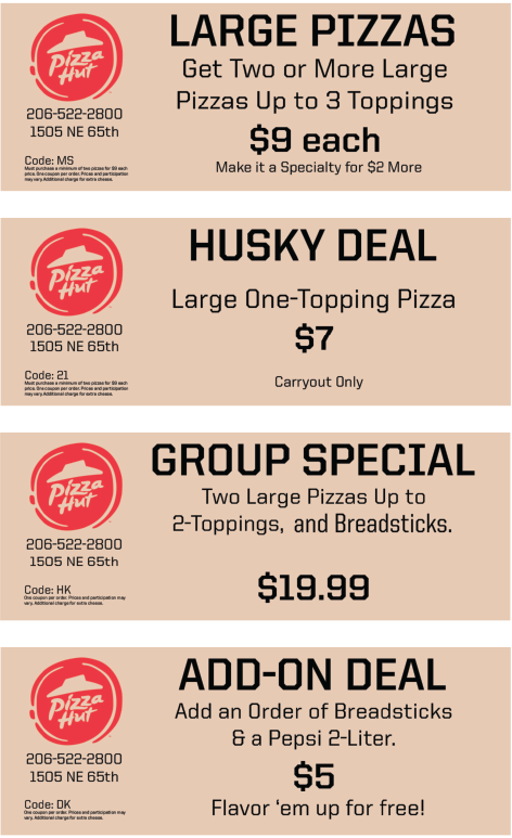 Download Pizza Hut Coupons Pizza Hut Png Image With No Background Pngkey Com