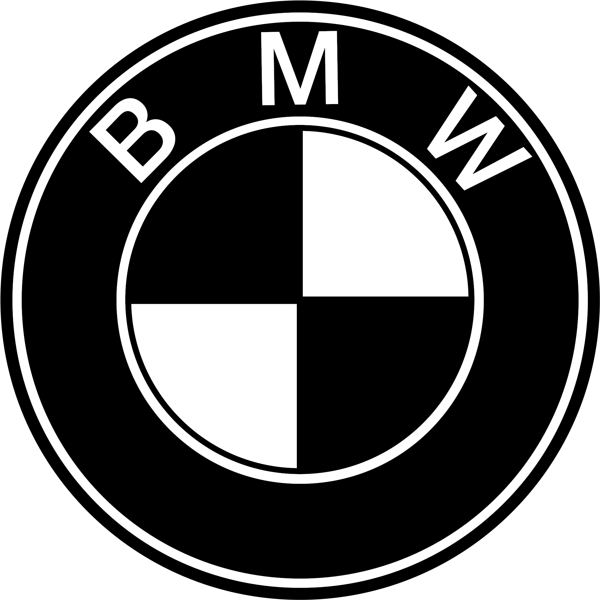 Download Related Wallpapers - Bmw Logo Png Black PNG Image ...