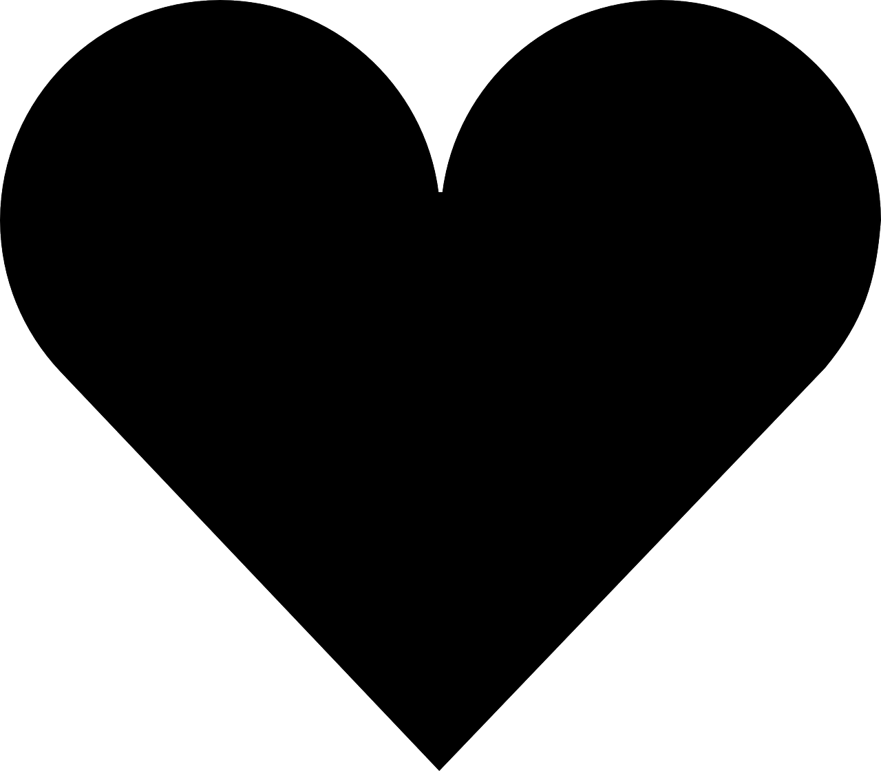 Download Heart Free Png Image - Heart Icon Transparent