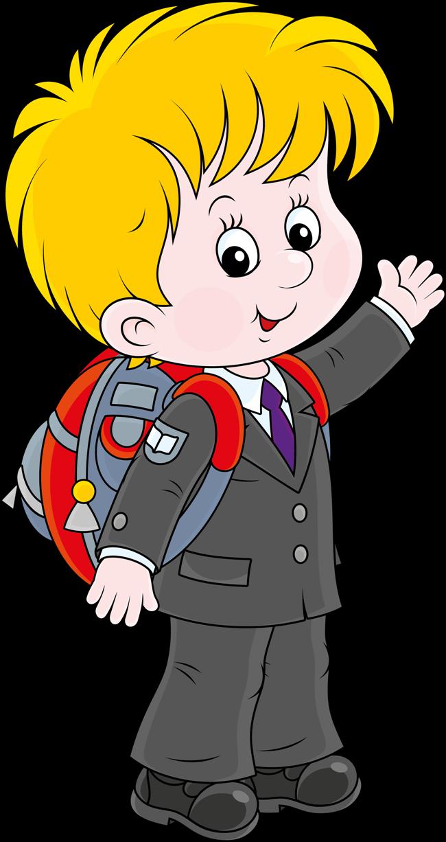 Animation Schools, Starting School, Aluna, Clipart, - Cartoon Student And School (650x1226), Png Download