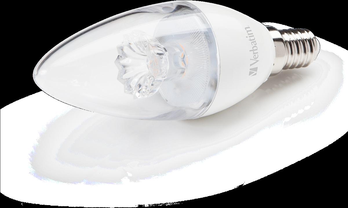Verbatim Lighting - Incandescent Light Bulb (1200x1200), Png Download